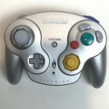 Nintendo DOL-004 WaveBird Wireless Controller Silver Platinum (No receiver)