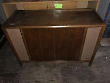 1963 1SC618A Modern Stereo Console Record Player Radio Magnavox Working Hifi