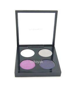 MAC Eyeshadow Quad Hold My Gaze - New/Boxed