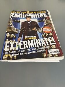 Radio Times December 2013 - Doctor Who: Time Of The Doctor Featured