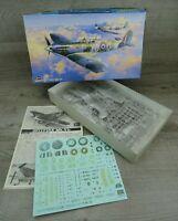 Hasegawa Supermarine Spitfire MK VB Model Kit Plane Aircraft 1993 1:48 Scale