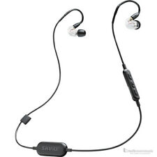 Shure Wireless SE215 Sound Isolating In-Ear Monitors w/ Bluetooth Cable - Clear