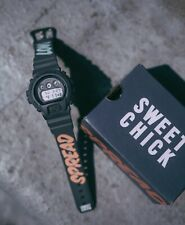 Casio G-Shock x Sweet Chick Spread Love x Soho DW6900LU-8SC Collab 100-Made LTD