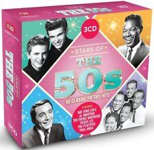STARS OF THE 50S 3 CD NEW+ BOX-SET BILLY ESTINE/CRAIG DOUGLAS/PERRY COMO