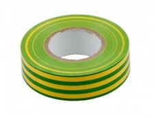 Earth Insulation tape 19mm x 20m Pack of 5