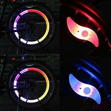 LED Spoke Light Colorful Bright Bike Tire Lamp Bicycle Cycling Wire Wheel Tire