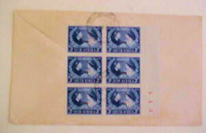 SOUTH WEST AFRICA   FDC 1948 TO USA & TB PAIR 1shilling 1947 TO USA