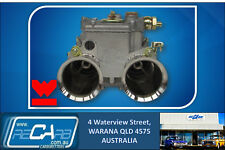 New GENUINE Spanish Weber 45 DCOE 152G 4 Hole Progression Carburetor Carby