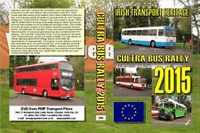 3086. Cultra Bus Rally. Near Belfast. Northern Ireland. April 2015. Buses. A  lo