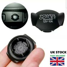 12V Power Socket Lighter Cigarette Outlet Cover Cap For Ford Focus Fiesta Mondeo