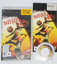FIFA Street 2 Complete / PlayStation Portable / PAL