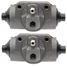 PACK OF 2 Drum Brake Wheel Cylinder Rear WC37967 fits Chevrolet S10 1992-2002