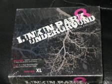 LINKIN PARK - Underground 8 - Fan Club Box Set! CD, T-SHIRT XL, Guitar Pick, NEW
