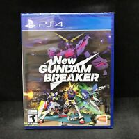 New Gundam Breaker (PlayStation 4) BRAND NEW