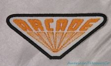 Embroidered Retro Vintage 80s Stranger Things Video Game Arcade Patch Iron On