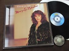 LP Mary Lu Zahalan Think of me Canada 1982 | M-