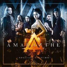 AMARANTHE - AMARANTHE  CD + DVD NEW