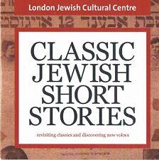 Classic Jewish Short Stories -  Audio CD