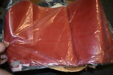 64 Chevelle Convertible Red Rear Arm Rest Covers