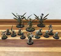 Warhammer 40k Daemons Of Chaos - Painted Nurgle Army Lot