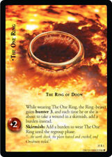 LOTR TCG HUNTERS The One Ring Ring of Doom 15R1 NM/M a Top Shelf Card