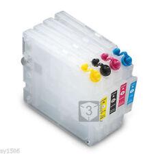 EMPTY Refillable GC-41 Ink Cartridges for Ricoh Aficio SG2100 SG3100 SG3110DN