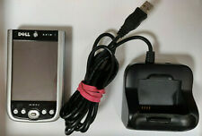 Dell Axim X51v + Wall Charger + Extended Battery + Stand/Charger + 4GB SD Card