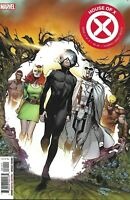 House Of X Comic 1 Cover A First Print 2019 Jonathan Hickman Pepe Larraz Marvel
