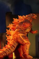 "NECA Burning Godzilla King of The Monsters 12"" Head to Tail Action Figure Model"