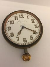 Vintage Brevet Swiss Car Clock ( Working)