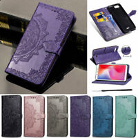 Mandala Wallet Leather Flip Case Cover For Xiaomi Redmi Note 8T Note 8 Note 7 8A