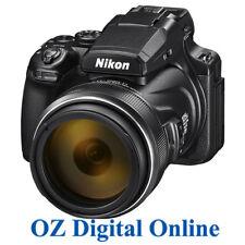 NEW NIKON COOLPIX P1000 16MP 125x Optical Zoom f/2.8-8 WiFi 4K CAMERA 1 Yr AuWty