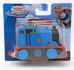 Thomas and Friends Motorized Track Master Railway Thomas Blue Engine Train Toy