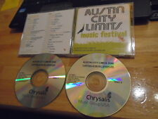 RARE PROMO Austin City Limits 2x CD sampler RACONTEURS jack white RAY LAMONTAGNE