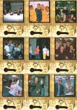 Backstreet Boys Black & Blue Full 18 Card Scrapbook Chase Card Set - Winterland