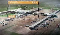 New Airport KLIA 2 Malaysia 2014 Airplane (miniature) MNH *unusual Road Surface