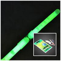 50Pcs Kreative Night Fluorescent Light Stick Lightstick 4.5*37mm Fishing Tools