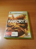 Far Cry 2 Xbox 360 Like New Condition Free Shipping with poster.