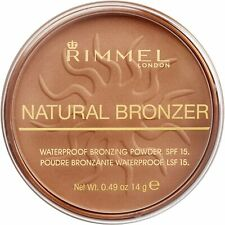 Poudre Bronzante Natural Bronzer Waterproof SPF 15 Longue Tenue - 021 Sun Light