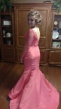 Sherri Hill Style 50491 Mermaid Prom Homecoming Formal Two Piece Dress Size 2