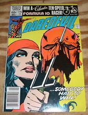 Daredevil #179 very fine/near mint 9.0