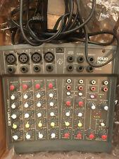 Spirit by Soundcraft Folio Notepad Compact Mixer