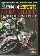 World Superbike 2014 Review ( 2 Disc) DVD BOX SET - OFFICIAL REVIEW SBK 14
