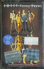 The Sweet   Sweet Fanny Adams Musikkassette + Bonus Neu OVP