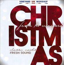 Christmas From the Vineyard - Vineyard U.K. Worship (CD)