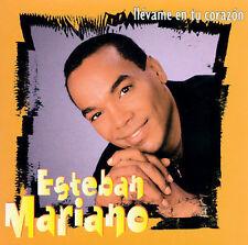 FREE US SH (int'l sh=$0-$3) ~LikeNew CD Esteban Mariano: Llevame Tu Corazon