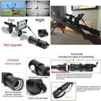 bestsight [UPGRADE] DIY Digital Night Vision Scope for Rifle Hunting with HD...