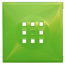 Tür für Würfel Regal Flexi Ikea Expedit Kallax Ergänzung Einsatz mit+Lekman Grün