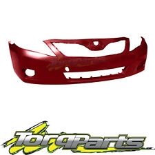 FRONT BAR COVER RED SUIT TOYOTA CAMRY ACV40 ALTISE 09-11 SEDAN BUMPER