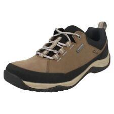Clarks Mens Walking Shoes Baystone Run GTX